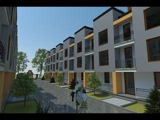 Apartament de tip townhouse+terasă+loc de parcare cadou!