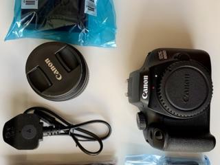 Aparat foto DSLR Canon EOS 4000D & EF-S 18-55mm II f/3.5-5.6 IS II
