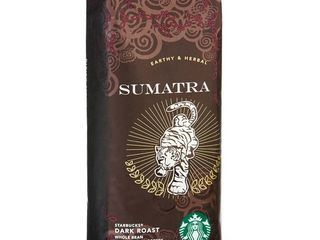 13 Кофе в зернах от мирового производителя Starbucs