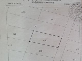 Urgent! 10 ari p/u constructie Siret