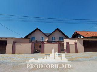 Bubuieci! casă 2 nivele, 4 camere spațioase, variantă albă! 130 mp + 3 ari!