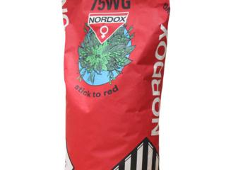 Nordox 75 WG - fungicid (75% cupru metalic), Norvegia