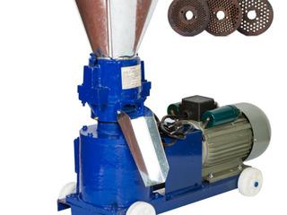 Granulator Kratos SY-120, 2.8 kW ---100 kg/ora----12000 lei -- Flexmag.md