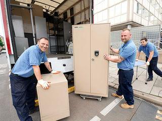 Hamali & transportarea mobilierului