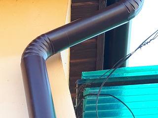 Sisteme de scurgere uluce acoperisuri si altele