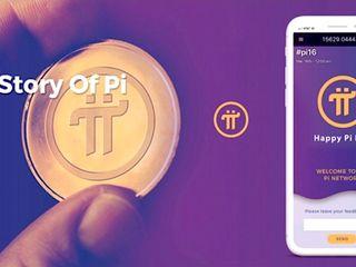 Pi Network - Криптовалюта нового поколения! Пассивный доход Без вложений, через телефон!