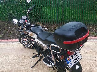 Alpha moto yx70-new