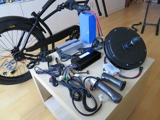 Ремонт электро велосипедов /Reparatie Bicicleta electrica