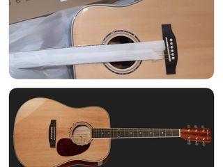Harley Benton D-120 NT=2040 lei Chitara nouă acustica. Гитара (Pedagog