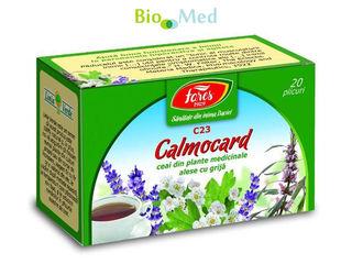 Ceai Calmocard gama larga Чай для спокойного сердца