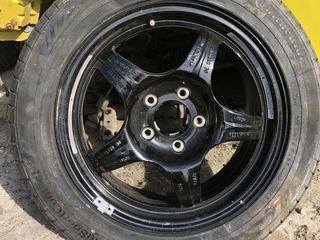 Roata de rezerva - Запасное колесо 5x112 r16