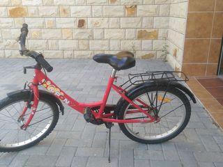 Vind bicicleta pentru fetite