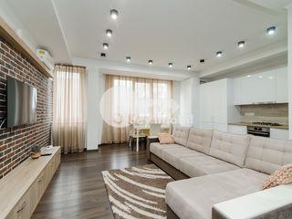 Bloc nou ! 1 cameră + living, euroreparație, Centru, 430 € !