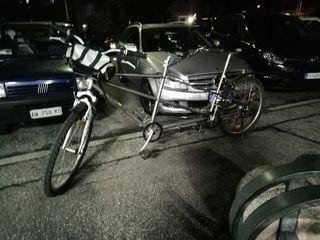 Другая марка Bicicleta decathlon