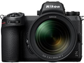 Aparat foto mirrorless Nikon Z 7II + 24-70 f/4 Kit
