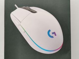Logitech G203 Lightsync RGB Новая - 500 Лей