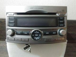 Магнитола  для Subaru Legacy Outback (B14) с 2010г