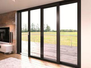 ПВХ двери обычные и раздвижные (супер теплые)