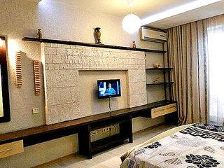 Апартаменты на Сутки - 800 лей,от 2 суток - 700 лей , bul.Negruzzi 4/2.сдаем 24/24.