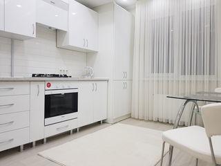 """Посуточно/ночь. Уютная 1-комн. квартира в элитном ЖК """"Panoramic"""" в центре Кишинева!"""