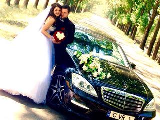 VIP 109 € /zi (день) Mercedes-Benz S class