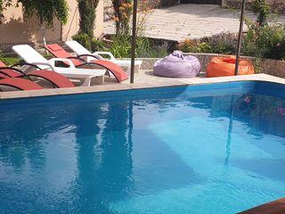 Vip casă,terasă,piscină. бассейна. vila de chirie шикарный vip дом бильярд, настольный теннис