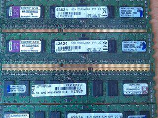 Память DDR 3 2Gb для сервера - 25 лей штука