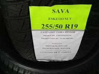 Sava Eskimo suv, Новая 255/50 R19 -срочно