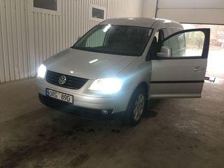 Volkswagen Caddy C Edition,full