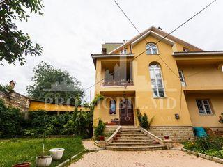 Centru! casă 2 nivele, 4 camere spațioase, euroreparație! 150 mp + 8 ari!