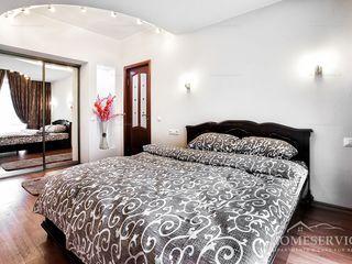 Гостиная+спальня! vip-квартира в центре в новострое со всеми условиями! Посуточно! С кондиционером!