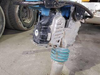 Compactor cu picior weber (benzina)