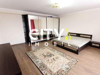 Se dă în chirie apartament cu 2 camere, Chișinău, Botanica 80 m