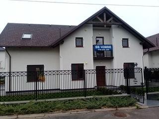 Casă cu 2 nivele, or. Codru, mun. Chișinău. Negociabil!