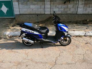 Italjet Moped