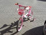 bicicleta este in stare ideala