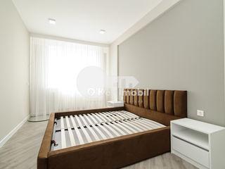 Ex-Factor 2 camere+living, reparație calitativă/mobilier, I. Buzdugan 77500 €