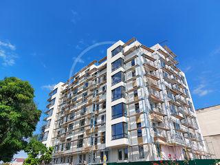 Stăuceni !!! Apartament cu 2 camere 670 euro m.p! Grătiești!