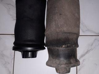 Repararea suspensiei pneumatice - plecarea către client
