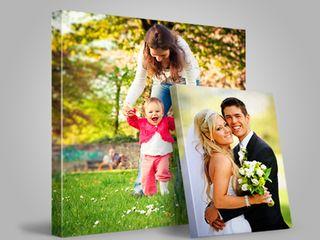 Foto / Tablouri pe pânză - Surprindeți în mod plăcut persoanele dragi!