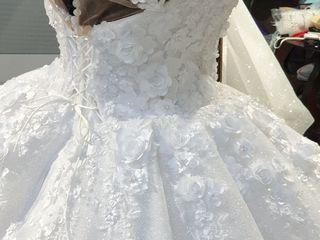 Rochie de mireasa si stil national