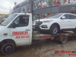 Evacuator auto - moldova 24/24
