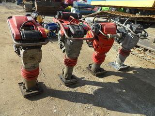 Аренда/продажа трамбовка, затирочные машины, виброрейка для укладки бетона, вибраторы для бетона и