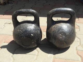 Гири универсальная  на 32 кг, 24кг, 16кг