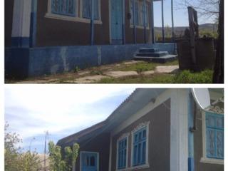 Дом хороший с. Красноармейское, свой колодец, участок 38 сот. 9000 евро