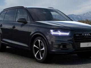 Audi Q7 Транспорт для торжеств Transport pentru ceremonie