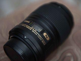 Nikon 60mm 2.8G micro