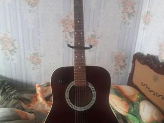 Акустическая Гитара Iagle 1100 лей Классическую гитару Starton 1200