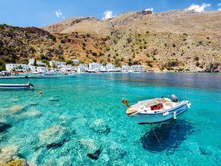Greece! Insula Creta! Vino dupa hotelul tau! Din 25.07!