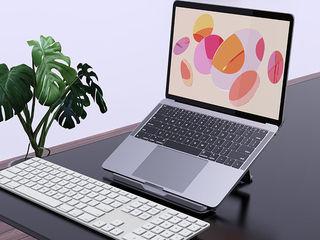 Настольная подставка для ноутбука, планшета, телефона. Suport pentru laptop, tableta, telefon.